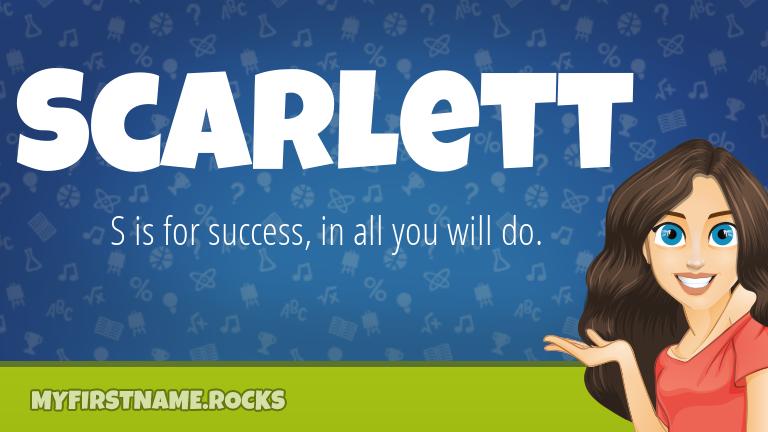 42+ Good nicknames for scarlett info