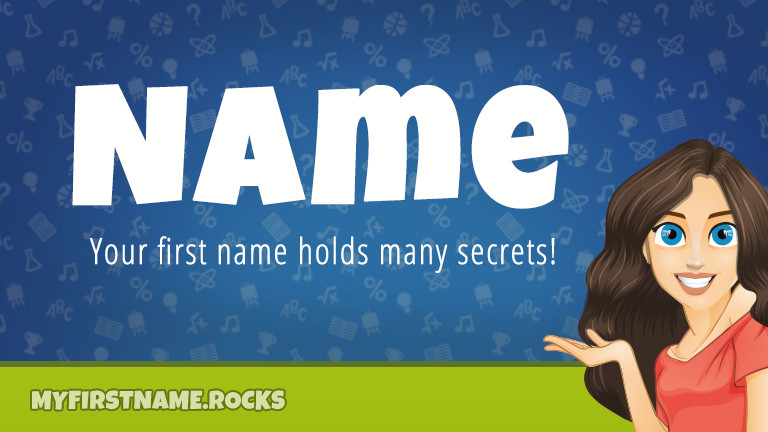My First Name Rocks!