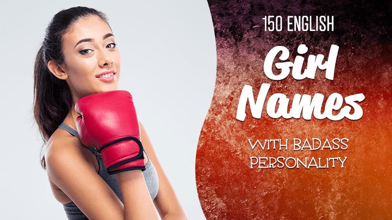 Badass English girl names