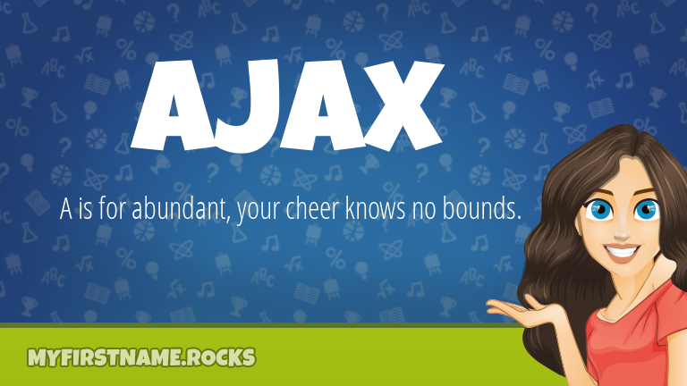 My First Name Ajax Rocks!