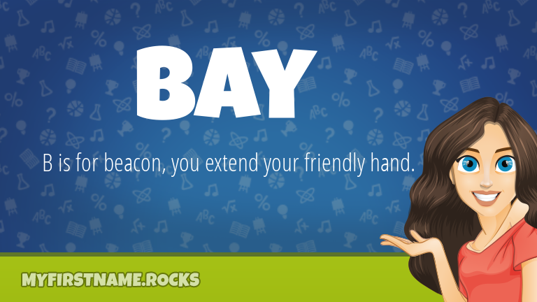 My First Name Bay Rocks!
