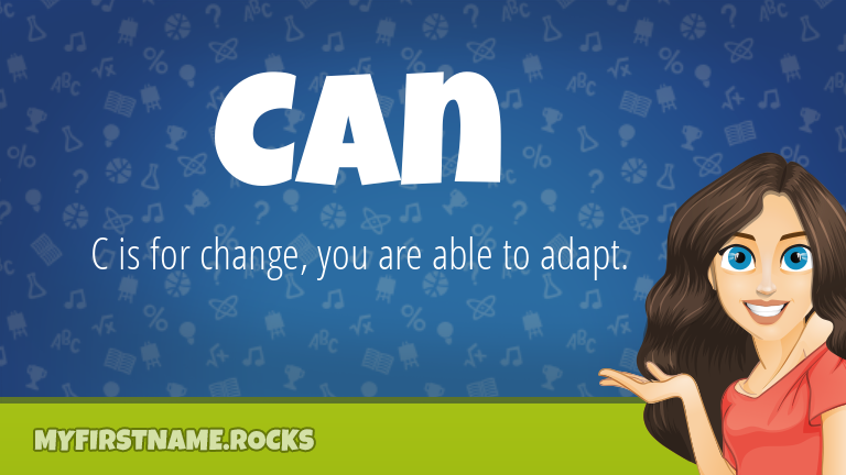 My First Name Can Rocks!