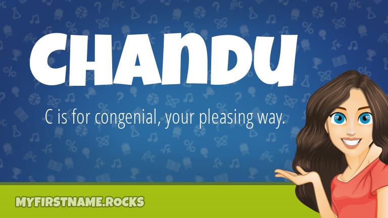 My First Name Chandu Rocks!