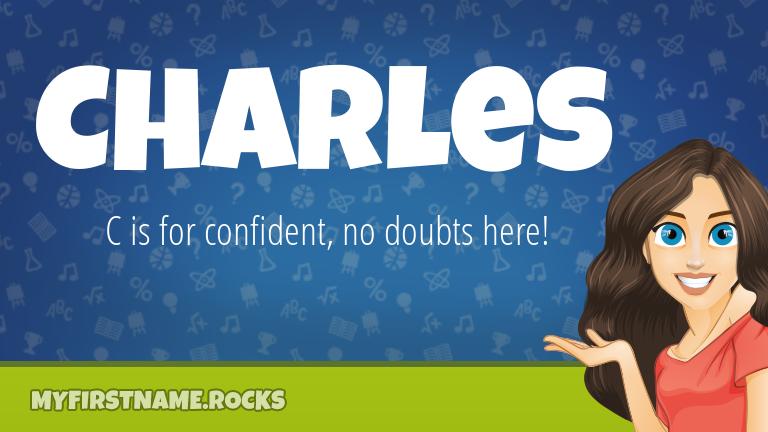 My First Name Charles Rocks!