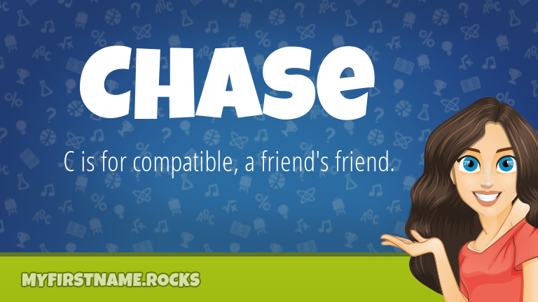 My First Name Chase Rocks!