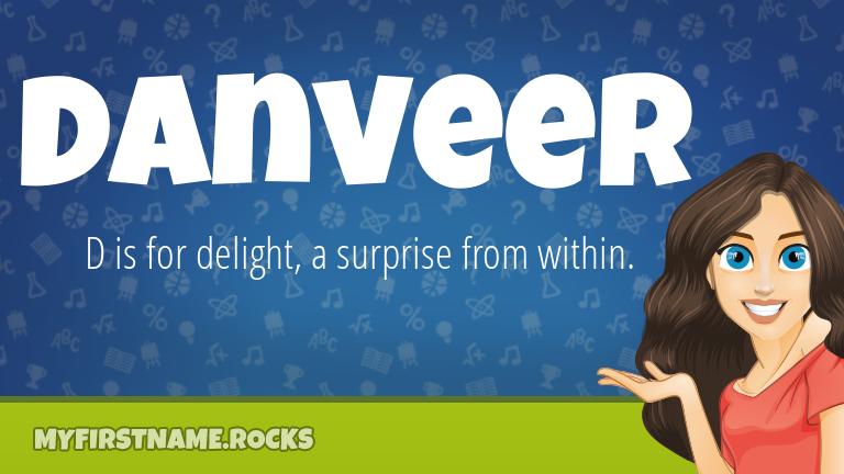 My First Name Danveer Rocks!