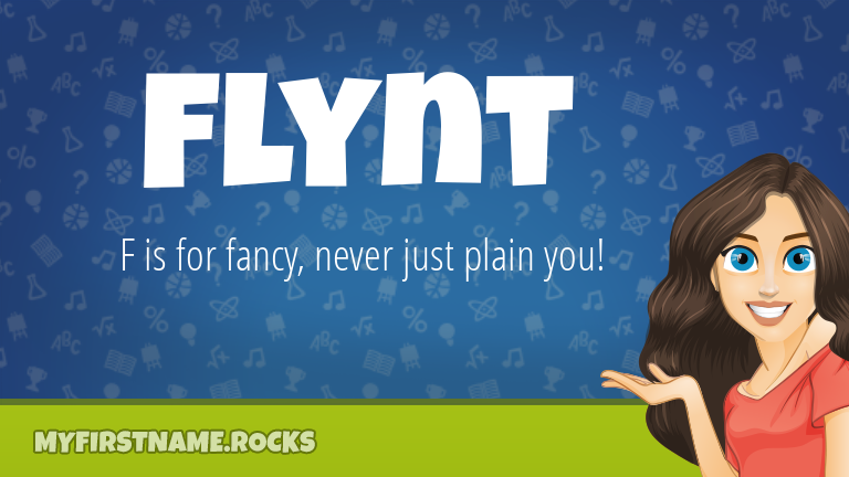 My First Name Flynt Rocks!