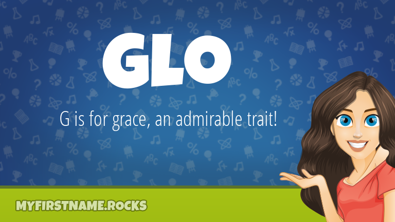 My First Name Glo Rocks!