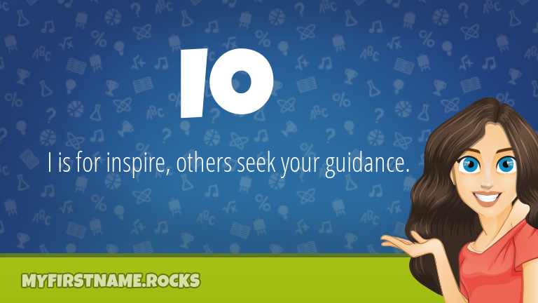 My First Name Io Rocks!