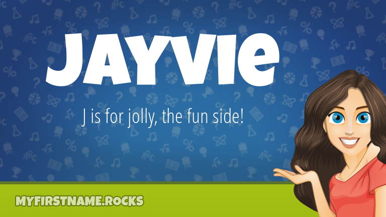 My First Name Jayvie Rocks!