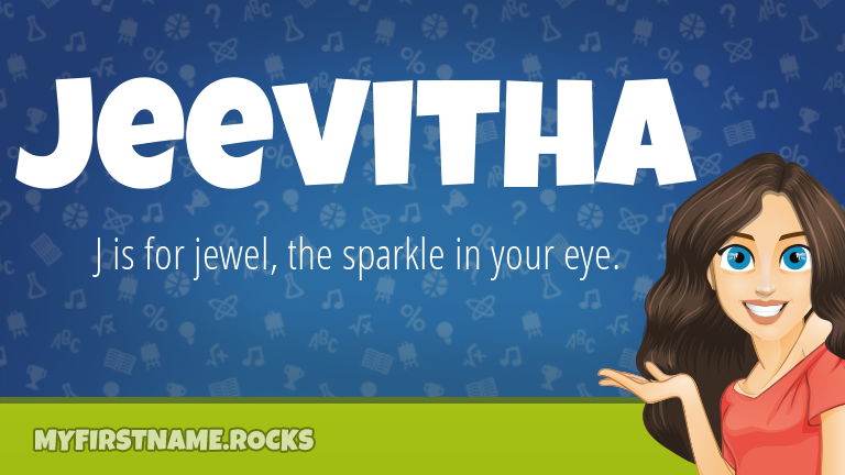 My First Name Jeevitha Rocks!