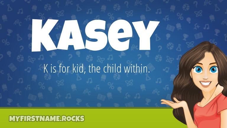 My First Name Kasey Rocks!