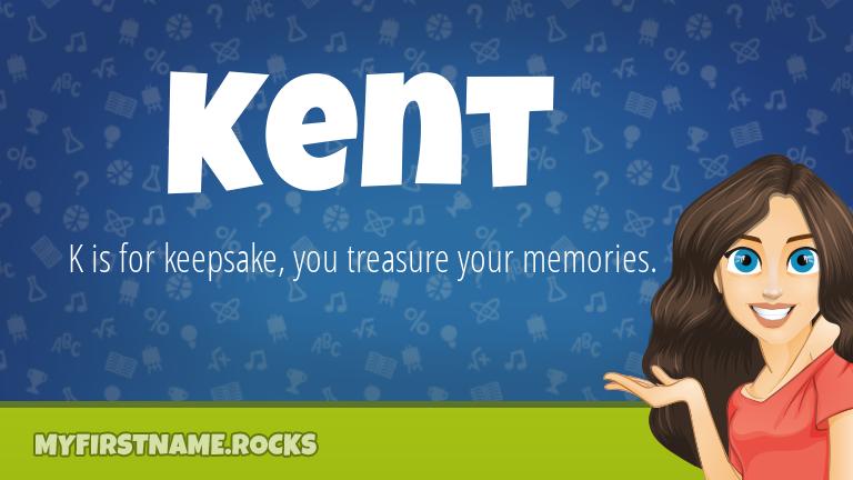 My First Name Kent Rocks!