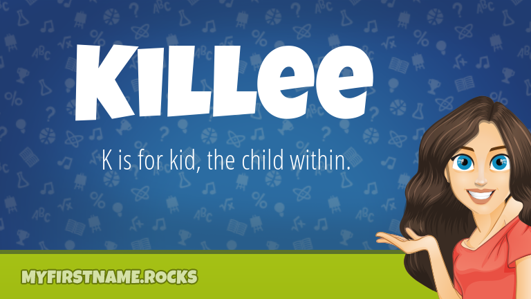 My First Name Killee Rocks!