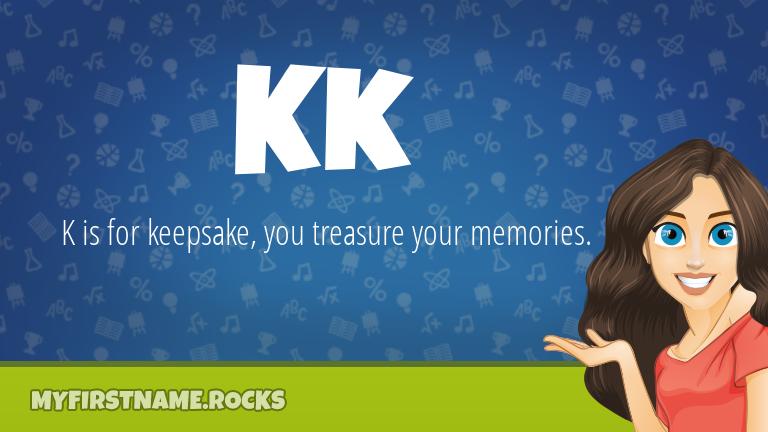 My First Name Kk Rocks!