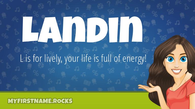 My First Name Landin Rocks!