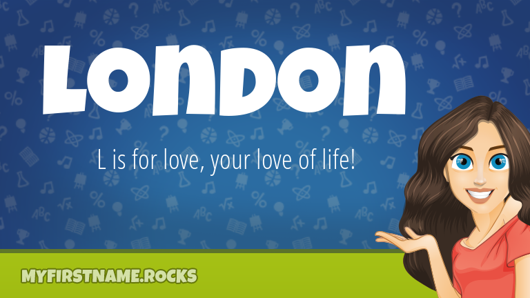 My First Name London Rocks!