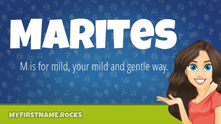 My First Name Marites Rocks!