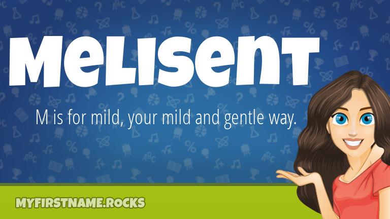 My First Name Melisent Rocks!
