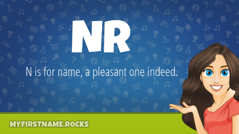 My First Name Nr Rocks!