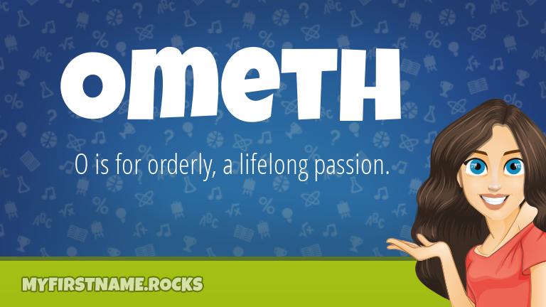 My First Name Ometh Rocks!