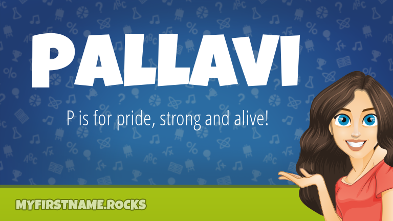 My First Name Pallavi Rocks!