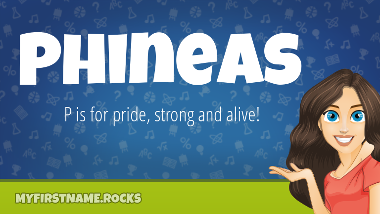 My First Name Phineas Rocks!