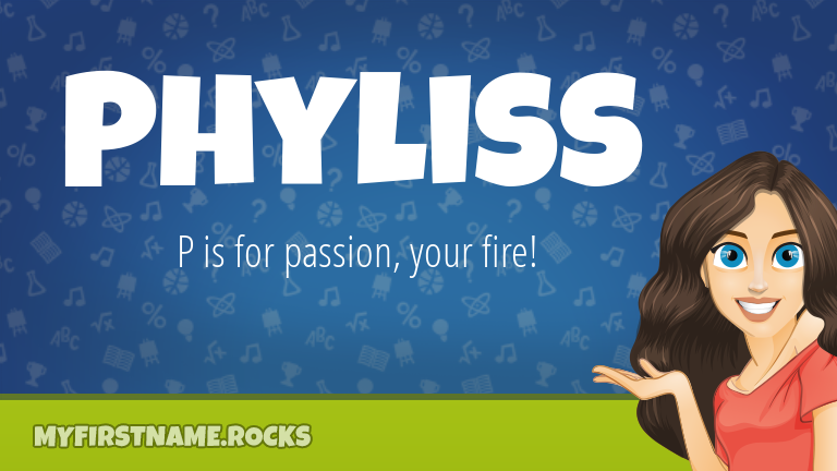 My First Name Phyliss Rocks!