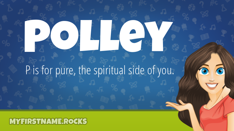 My First Name Polley Rocks!