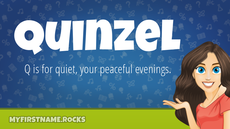 My First Name Quinzel Rocks!