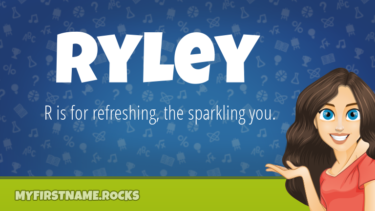 My First Name Ryley Rocks!