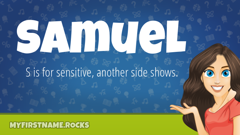 My First Name Samuel Rocks!