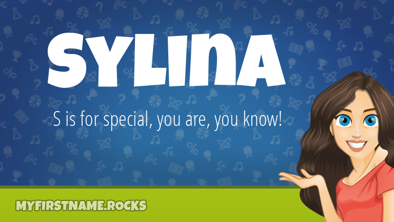 My First Name Sylina Rocks!