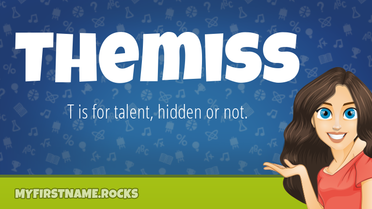 My First Name Themiss Rocks!