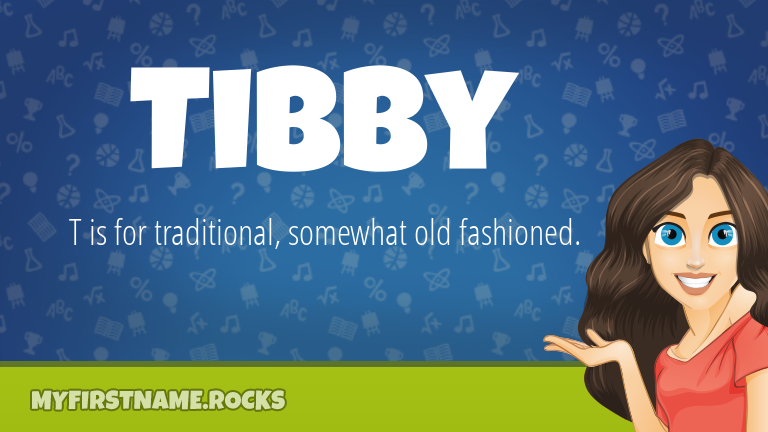 My First Name Tibby Rocks!