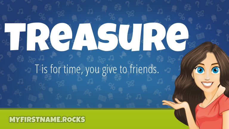 My First Name Treasure Rocks!