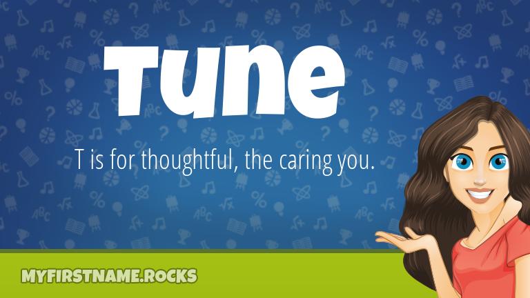 My First Name Tune Rocks!