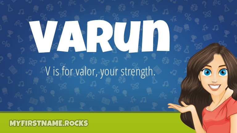 My First Name Varun Rocks!