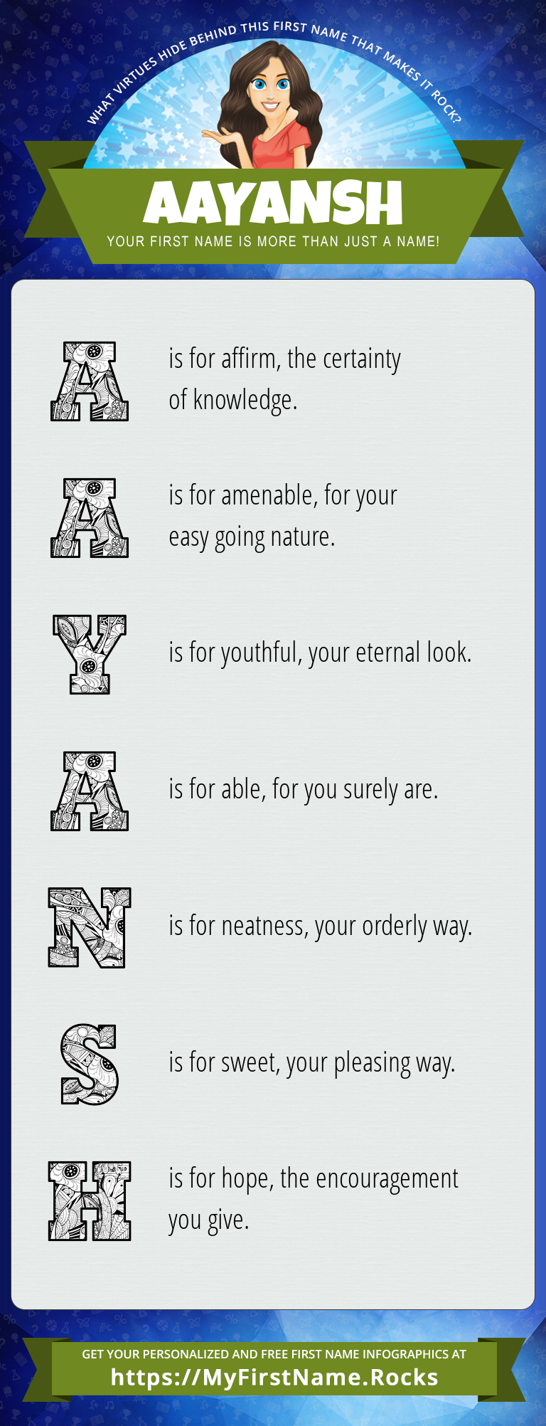Aayansh Infographics