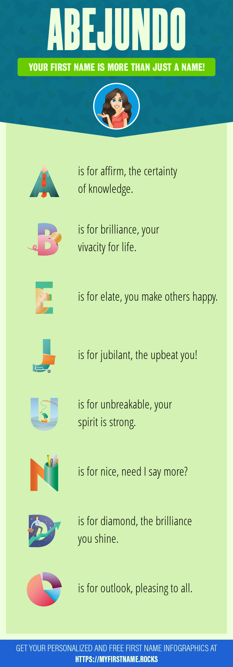 Abejundo Infographics