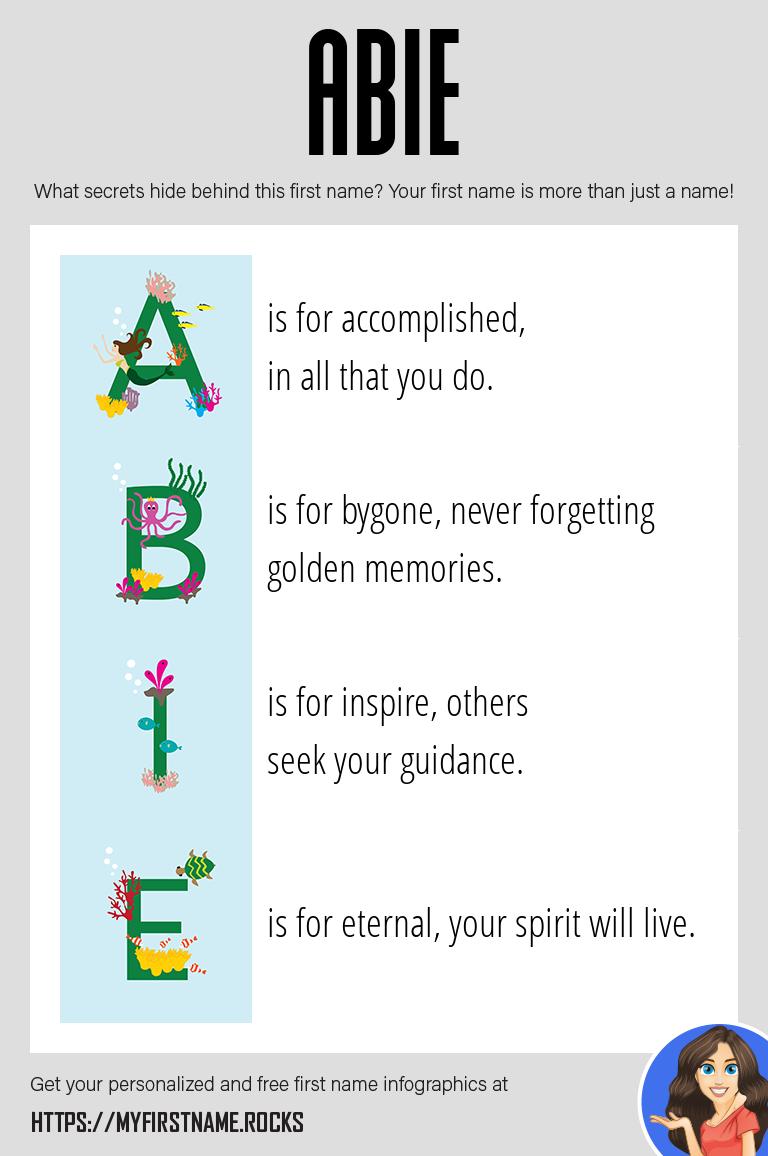 Abie Infographics