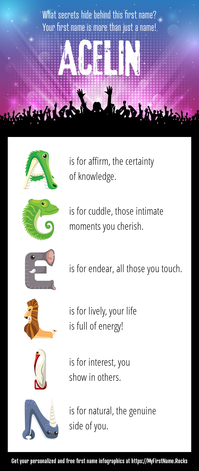 Acelin Infographics
