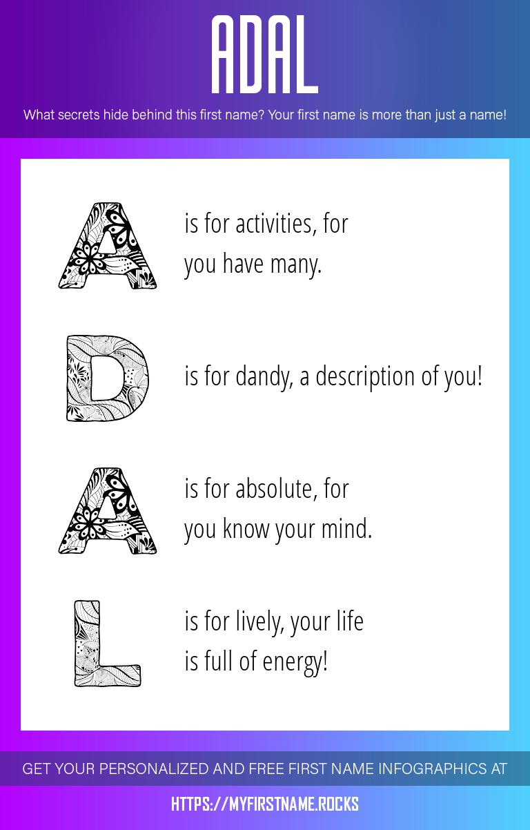 Adal Infographics