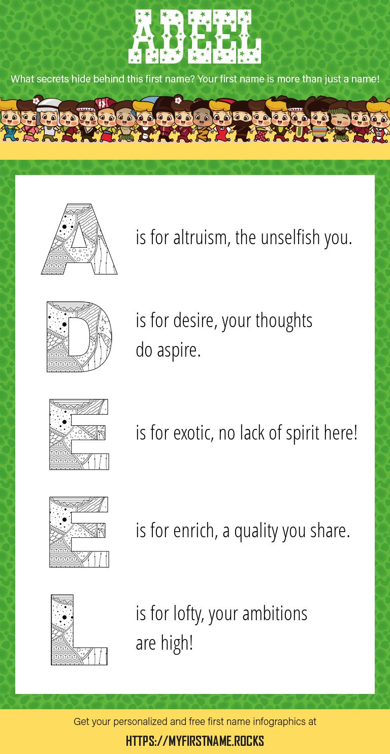 Adeel Infographics