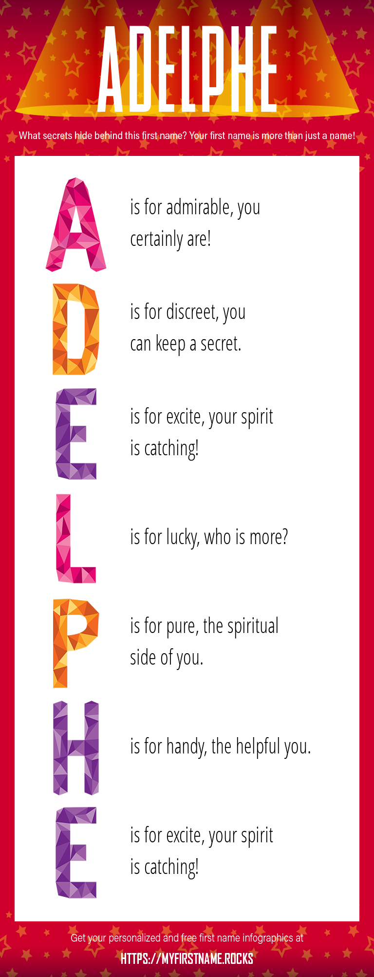 Adelphe Infographics
