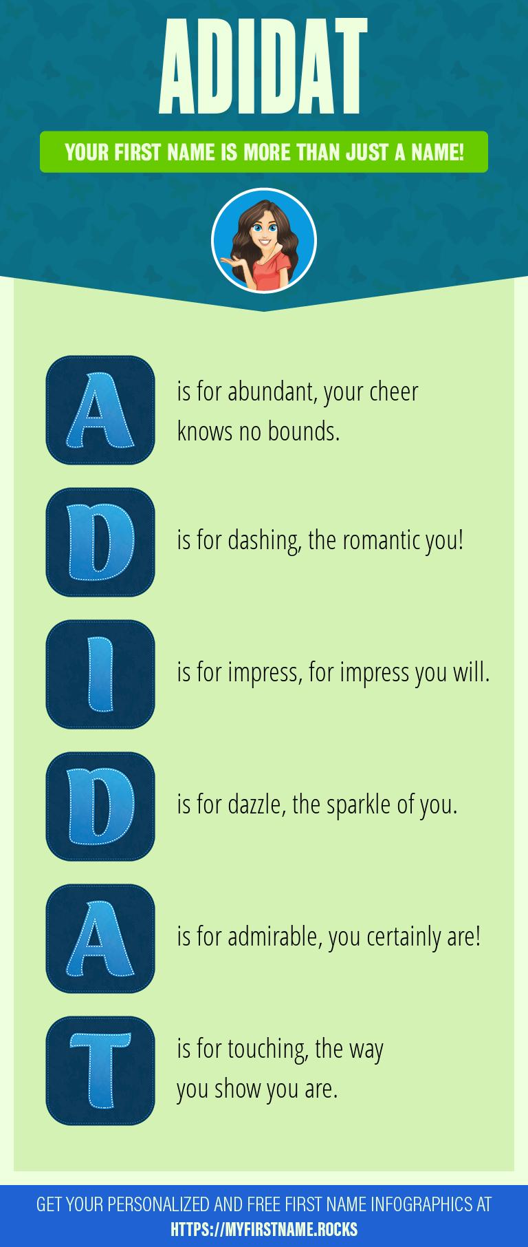 Adidat Infographics