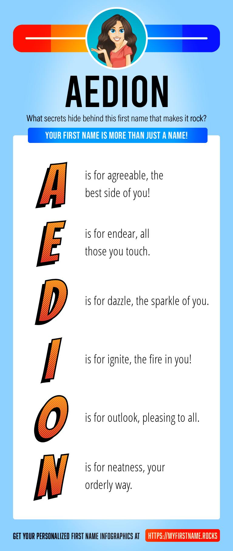 Aedion Infographics