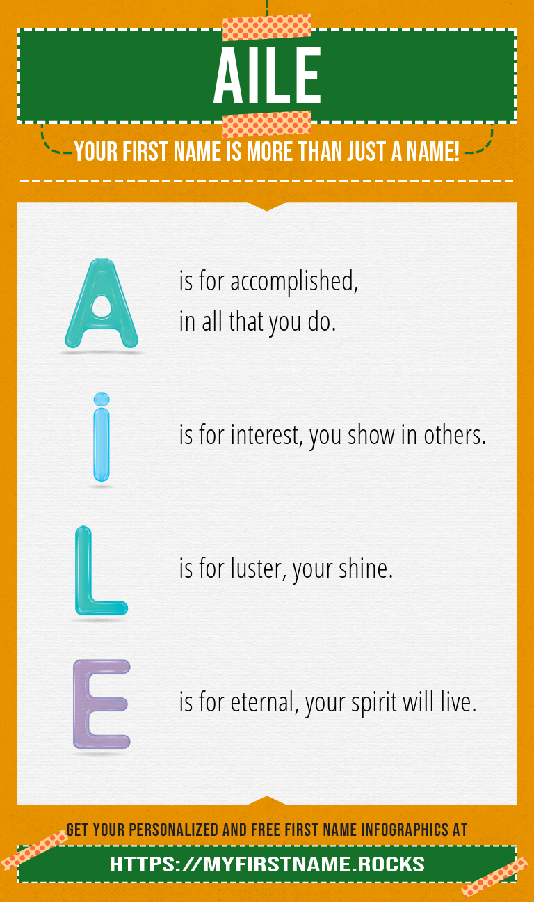 Aile Infographics