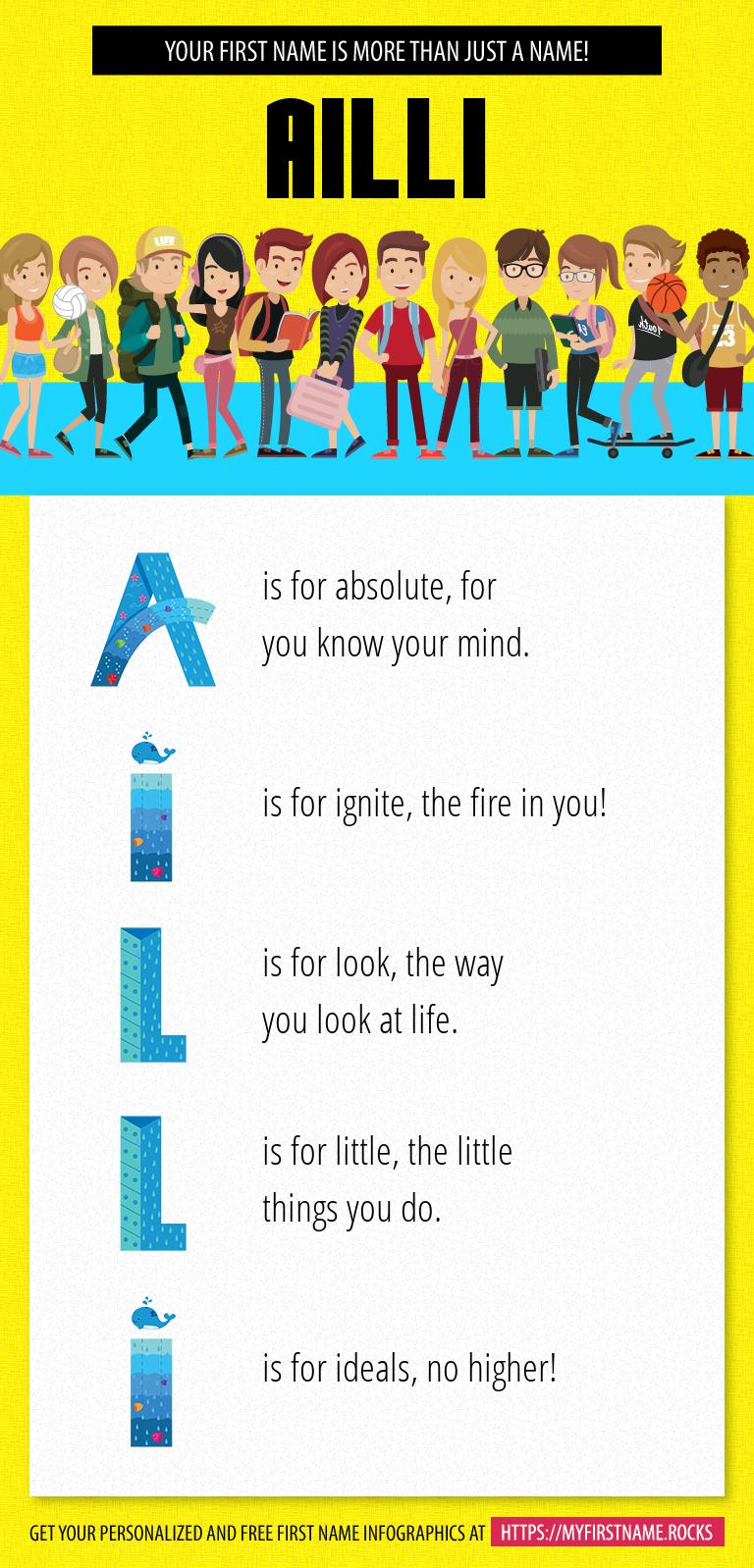 Ailli Infographics