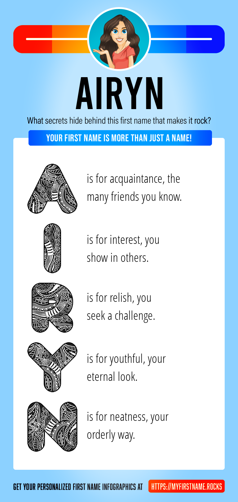 Airyn Infographics